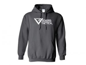 Vickers Tactical Hoodie - Charcoal