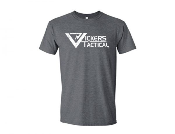 Vickers Tactical T-Shirt - Graphite Heather