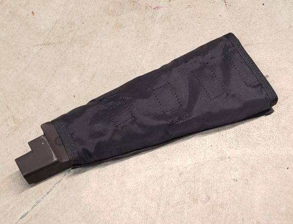 3C Medical Triangle Stock Medical Kit Pouch - Black