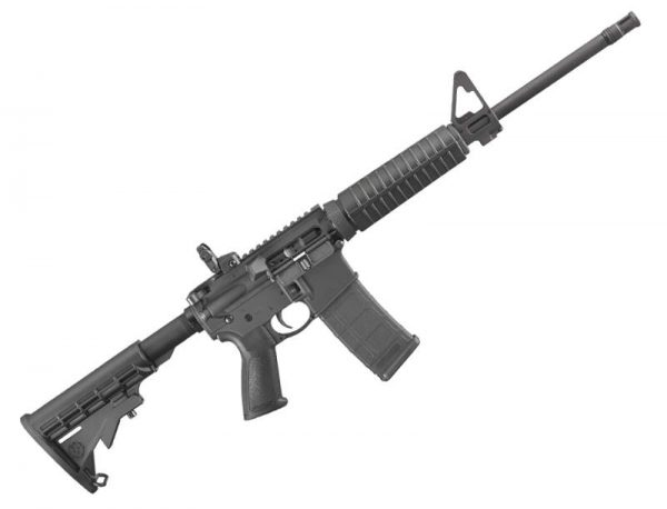 Ruger AR-556 Semi-Automatic Rifle - 5.56x45mm NATO